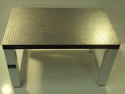 Crated Newport Optical Breadboard Table W Rigid Bench Lab Isolation Honeycomb
