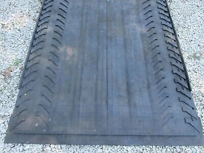 2002-2013 CHEVY AVALANCHE CADILLAC ESCALADE EXT RUBBER BED MAT LINER COVER