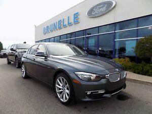 BMW 2014 3 series 320 x-drive 4x4 awd cuir, toit