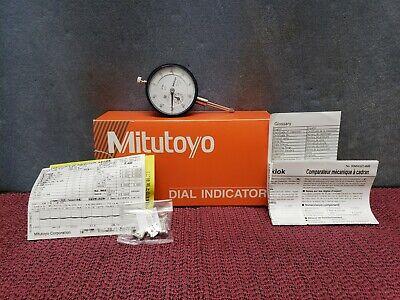 Mitutoyo Dial Indicator 2416s .001 W Box
