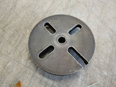 Vintage Craftsman 109 6 Lathe 4 18 Dog Face Plate 12 20 Tpi Bore B3518