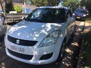 URGENT SALE, 2013 Suzuki Swift GLX Auto, 12 Months Rego Parramatta Parramatta Area Preview