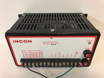 Guaranteed Good Used Incon Dc Power Supply 99004-000001