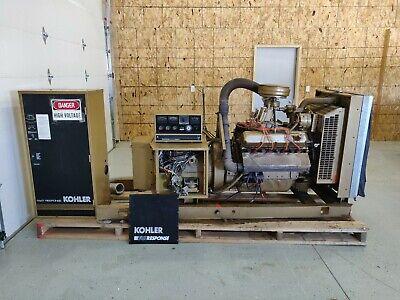Kohler Ng 100kw Generator 100rz82