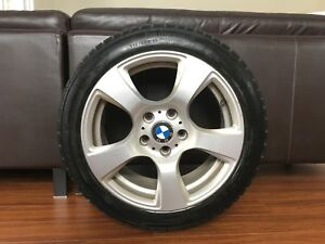 BMW Winter Tire Set / Kit Pneus Hiver BMW