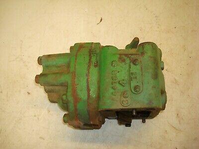 1953 John Deere 60 Tractor Hydraulic Pump
