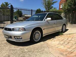 1998 SUBARU LIBERTY BILSTEIN EDITION Manly Vale Manly Area Preview