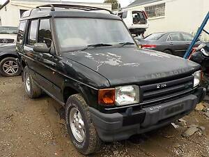 WRECKING /DISMANTLING 1996 LAND ROVER DISCOVERY V8 DUAL FUEL AUTO North St Marys Penrith Area Preview