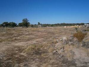 for rent vacant land just over half an acre $150.00 per week Oakford Serpentine Area Preview