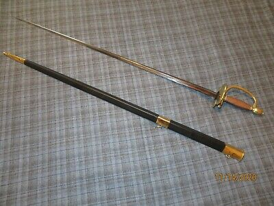 French 1767 Officer's Small Sword