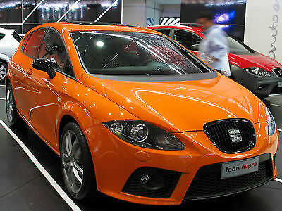 The SEAT Leon Cupra is a powerhouse with punch