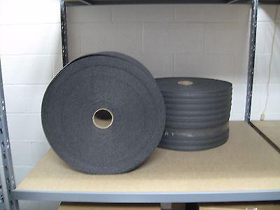 18 Pe Black Recycled Foam Wrap 12 X 550 Per Bundle - Ships Free