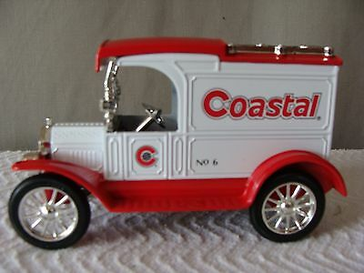 1913 Ford Model T Coastal Toy Bank By Ertl In 1998  Stock  19252