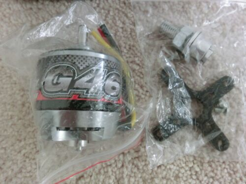 HOBBY-KING G46 670KV OUTRUNNER BRUSHLESS MOTOR RC AIRPLANE RC PLANES PARTS