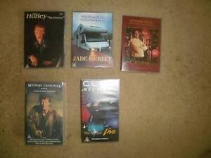 Assorted DVD's, CD & Videos - rock n roll, Michael Crawford, Glen Waverley Monash Area Preview