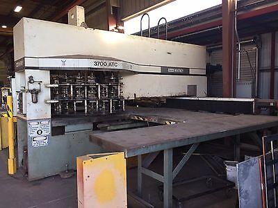 2004 Whitney 3700atc 55 Ton Punchplasma Combo