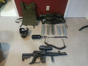 Paintball gun and accessories  London Ontario image 1