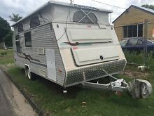 Pop top caravan Woy Woy Gosford Area Preview