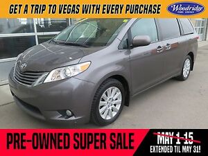 2013 Toyota Sienna XLE 7 Passenger PRE-OWNED SUPER SALE ON NO...