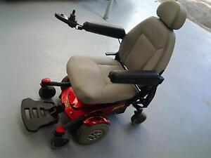 Pride Jazzy Select 6 electric wheelchair Verona Bega Valley Preview