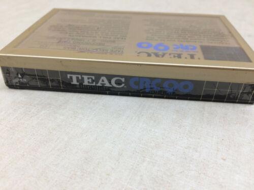 TEAC CRC 90 Sealed New Blank Metal Reel Cassette Tape