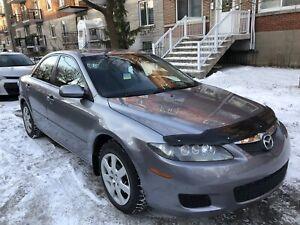 Mazda6 2007.  110000km