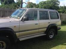 1992 Toyota LandCruiser Wagon Whitfield Cairns City Preview