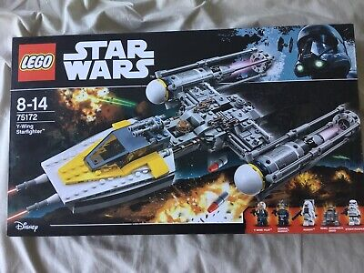 Lego Star Wars 75172 - Y Wing Starfighter (retired December 2018)