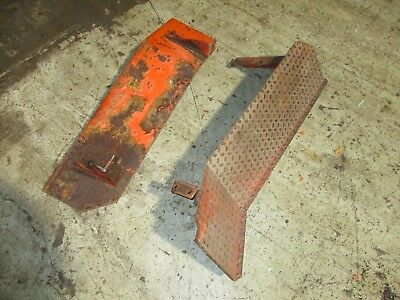 Case 400 Tractor Foot Boards