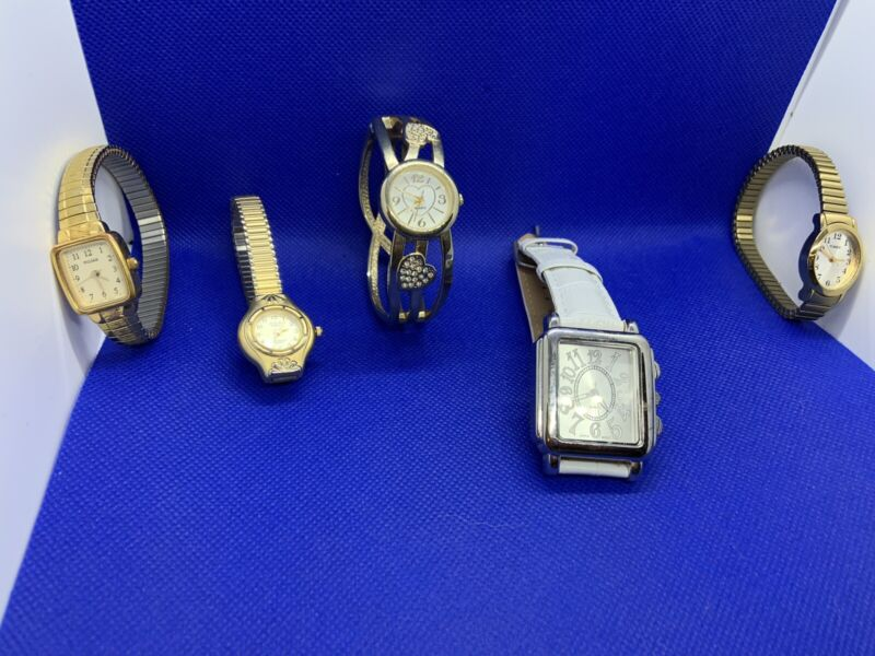 15 Random Watches, Various Styles, Different Brands