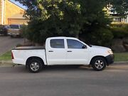 Toyota Hilux workmate Golden Grove Tea Tree Gully Area Preview
