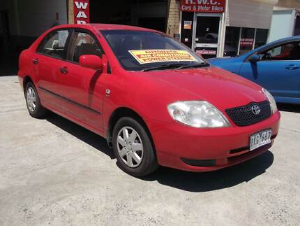 TOYOTA COROLLA, IDEAL 1ST CAR OR JUST A RUN AROUND