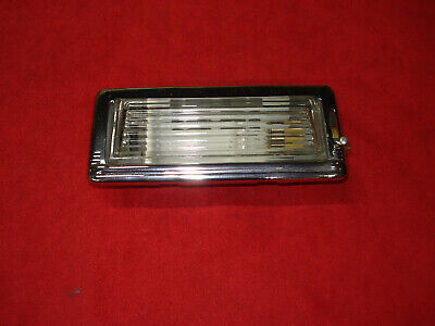 VINTAGE POWER WAGON DOME LIGHT ASSEMBLY 40'S 50'S