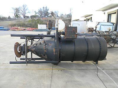 Shick Dust Collector Bag House Model 58hv18 Sn Fc5536-1-2 22oz Bag