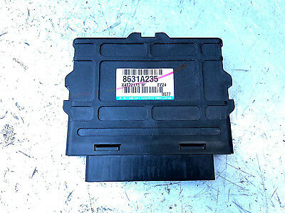 MITSUBISHI LANCER RALLIART EVOLUTION EVO X 10 - AWD ACD AWC ECU MODULE 8631A235, used for sale  Retford