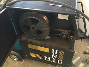Unimig 195 welder Seacliff Park Marion Area Preview