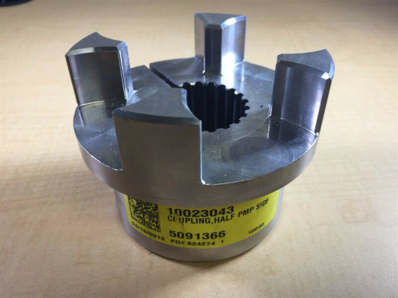 Rotex 10023043 Spline Coupling 5091366 NEW Unboxed L6