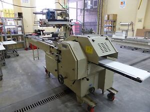 USED CAVANNA FLOW WRAP MACHINE Marrickville Marrickville Area Preview