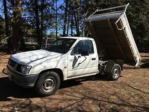 Toyota Hilux 4x2 with hydraulic tipper tray. Armidale Armidale City Preview