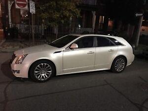 2010 Cadillac CTS4 Wagon fully loaded $11500