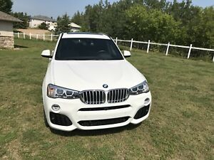 2017 BMW X3 35i xDrive M Sport Line Edition 300HP