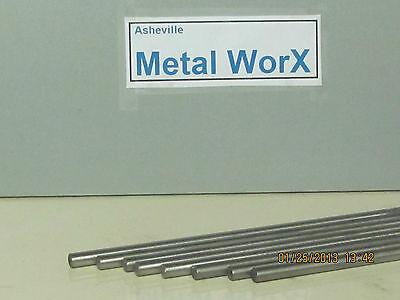 10 Mm O1 Tool Steel Rod Bar Round  2 Pcs 18 Long -ground Tight Tolerance