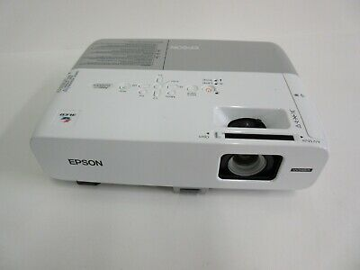 Epson 826W+ LCD Projector