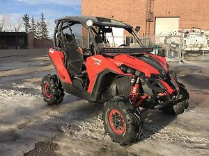 2014 Canam Maverick 1000R XRS DPS - Low Km