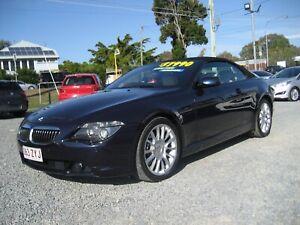 2005 BMW 6 Series 45Ci Wynnum Brisbane South East Preview