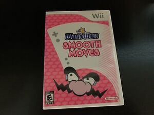Warioware smooth moves for the wii