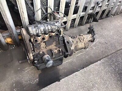 Suzuki F10A Engine Bedford Rascal Super Carry and Gearbox