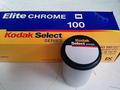 rullino fotografico dia 35 mm kodak elite chrome 100
