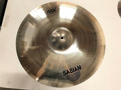 "Sabian  21"" AAX Raw Bell Dry Ride 22172X **Mint Condition segunda mano  Embacar hacia Argentina"