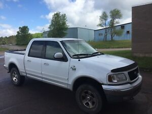 I03 f150 4x4. Trade for truck w8ft box
